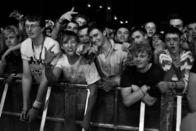 Crowd 1 | Leeds Festival 2010