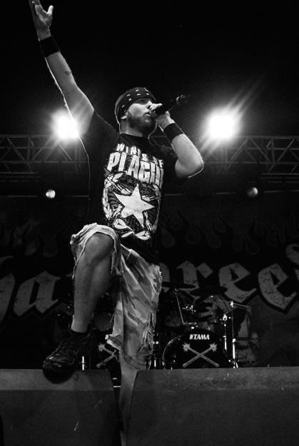 Hatebreed 1 | Leeds Festival 2010