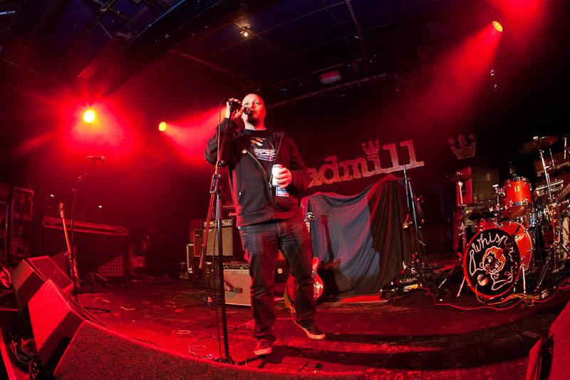 AlanRaw | Higher Rhythm and Plugged: The Leadmill Sheffield