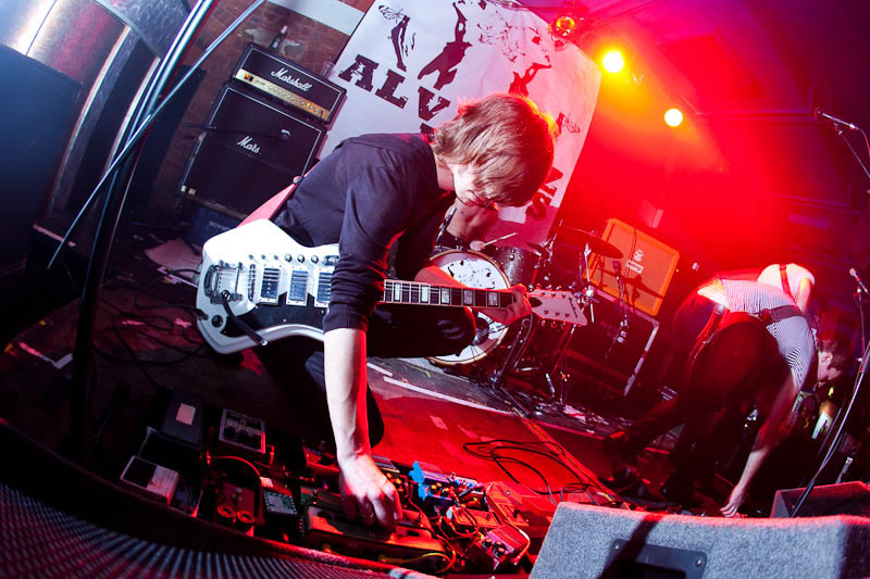 AlvarezKings   Higher Rhythm and Plugged: The Leadmill Sheffield