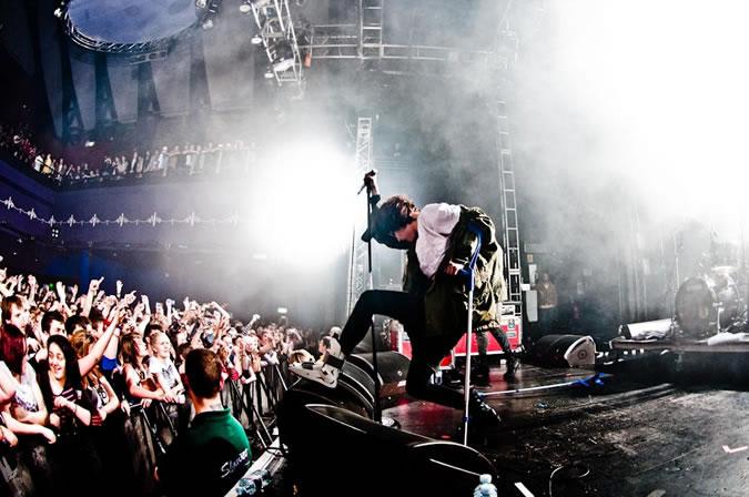 CrystaCastles 9932   Shock Waves NME Awards Tour: O2 Academy Leeds