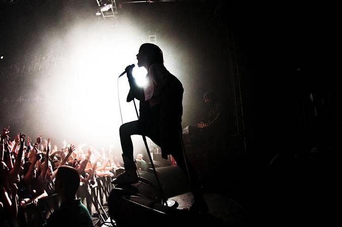 CrystaCastles 9984   Shock Waves NME Awards Tour: O2 Academy Leeds
