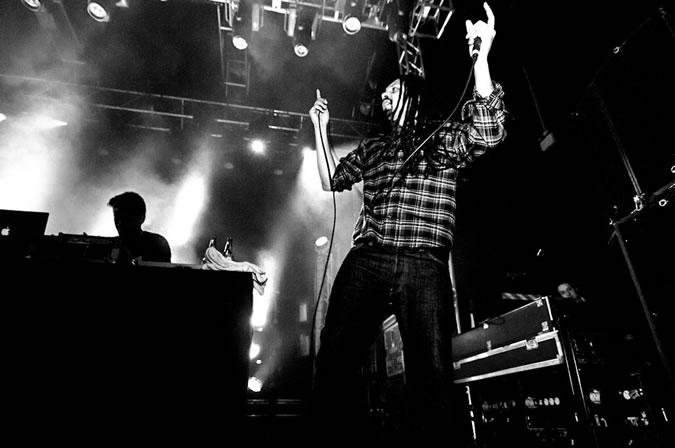 MagneticMan 9835   Shock Waves NME Awards Tour: O2 Academy Leeds