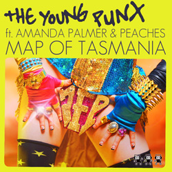 punx | The Young Punx – Map of Tasmania ft. Amanda Palmer & Peaches