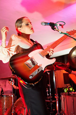 Anna Calvi 2 | Anna Calvi: The Harley, Sheffield