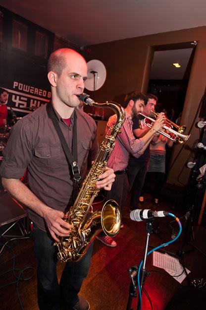 Renegade Brass Band6 | Manic Musical Monday Mahem