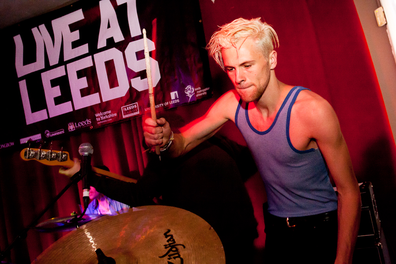 Live at Leeds Nation of Shopkeepers YAAKS Ben Statham 1 | Live at Leeds 2011