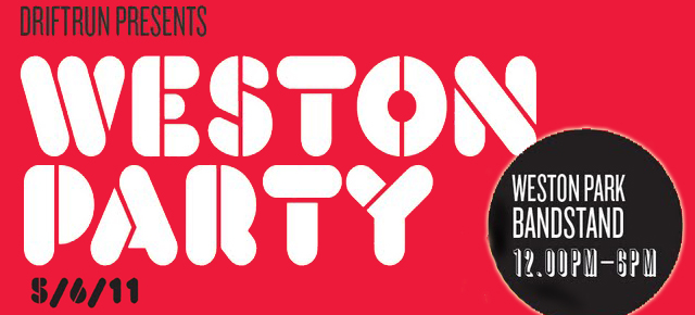 Weston Party | Weston Party: Weston Park, Sheffield