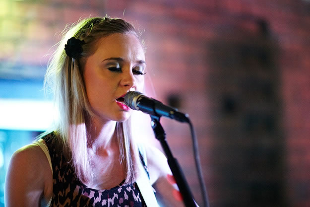 Emily Jane Stancer 15086 Gary Wolstenholme   Sarah Mac: Everyone Knows EP Launch