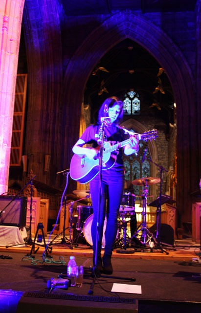 Emmy The Great 3 | Emmy The Great: Sheffield Cathedral