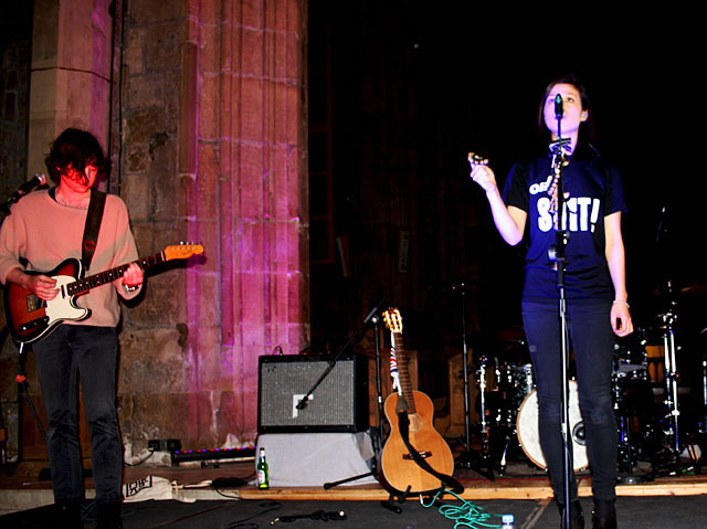 Emmy The Great 4 | Emmy The Great: Sheffield Cathedral
