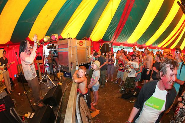 0019 Mik Artistic | The Importance of BeatHerding: Beatherder Festival