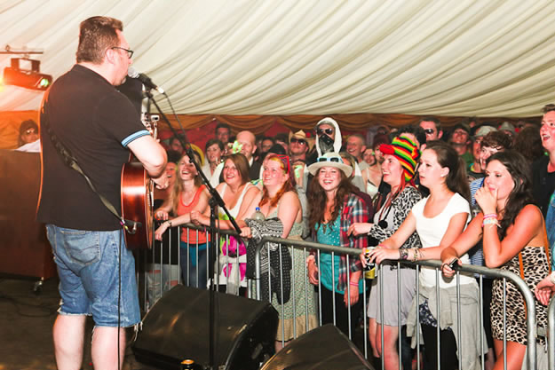 0022 Captain Hotknives | The Importance of BeatHerding: Beatherder Festival