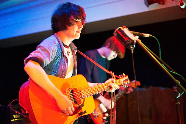 Paul Thomas Saunders 0470 | The Head and the Heart, Paul Thomas Saunders and Pocket Satellite: The Harley, Sheffield