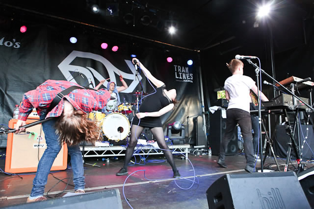 0012 Rolo Tomassi | New Music Stage: Tramlines, Sunday