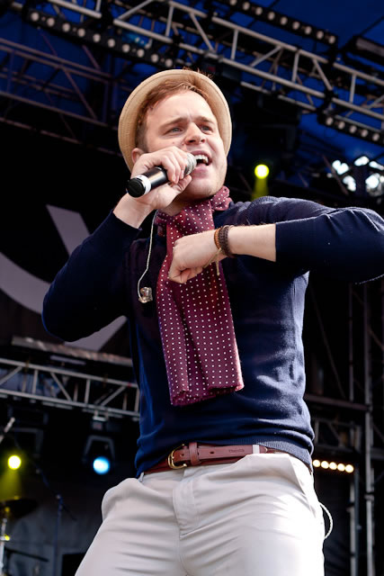 Olly Murs 2 | Tramlines: Main Stage