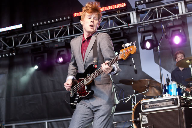 The Crookes 2 | Tramlines: Main Stage