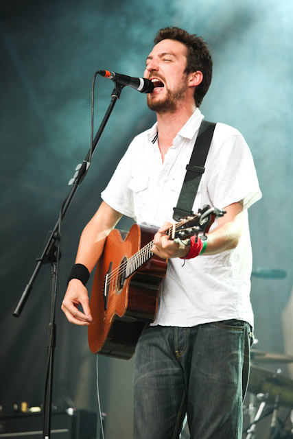 0032 Frank Turner Performs At Kendal Calling  | Kendal Calling 2011