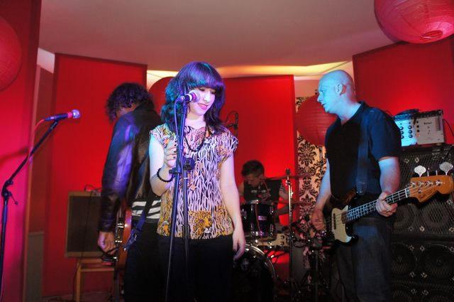 oblong2 | Club 60 Single Launch: Shakespeares, Sheffield
