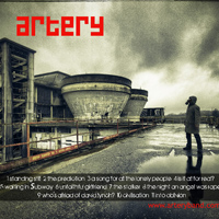 CD tray | Artery: Civilisation