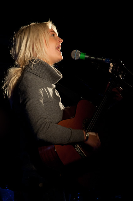 Laura Marling Evening 37 | Laura Marling and The Leisure Society at Sheffield Cathedral