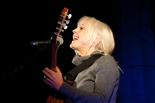 Laura Marling Evening 7 | Laura Marling and The Leisure Society at Sheffield Cathedral