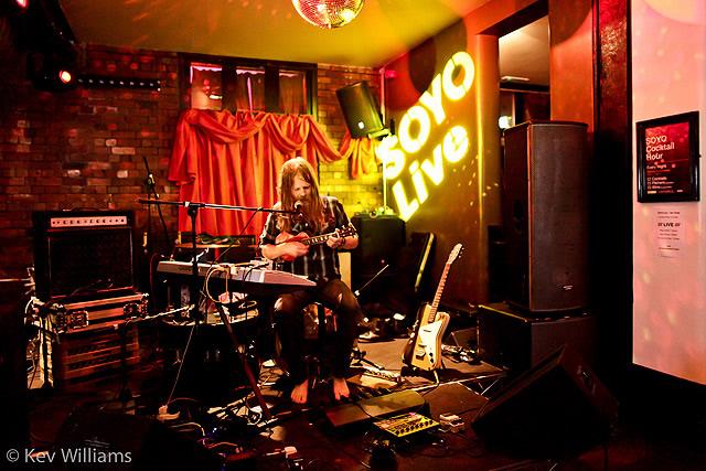 McCa002 | Mayor McCa, Mad Colours and Hot Club De Paris: Soyo Live, Sheffield