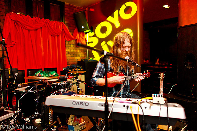McCa003 | Mayor McCa, Mad Colours and Hot Club De Paris: Soyo Live, Sheffield