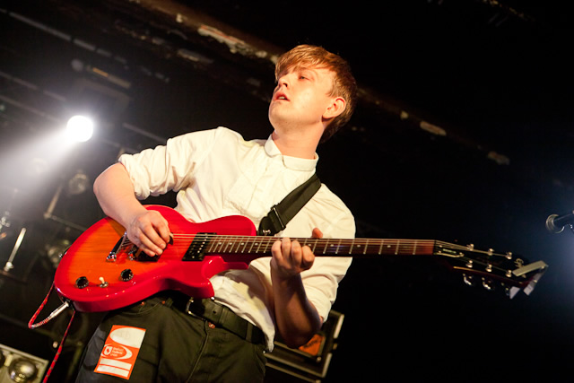 The Crookes | Jack Daniels Live featuring The Whip, The Crookes and others: Sheffield University