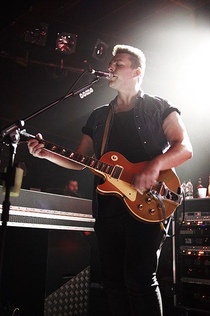 Glasvegas 2292 | Glasvegas and We Are Augustines: The Leadmill, Sheffield