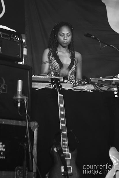 Sarah Love 1 of 1 | Aloe Blacc, Sarah Love and Maya Jupiter: The Plug, Sheffield