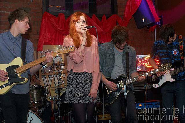 Blessa JennMcCambridge014 | Paddy Orange, Blessa, Driftrun and Alvarez Kings: SOYO, Sheffield