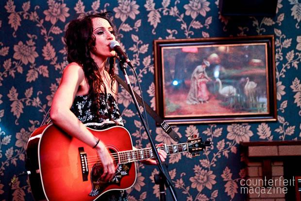 Lindi Ortega @ The Bowery Sheffield6 | Lindi Ortega and Sarah Mac: The Bowery, Sheffield