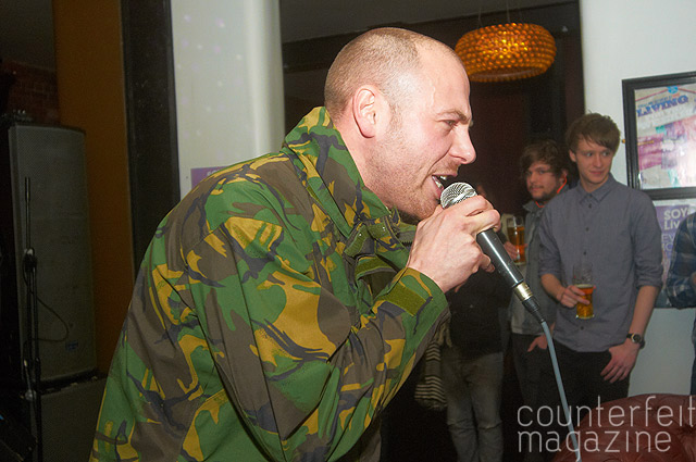 PaddyOrange JennMcCambridge001 | Paddy Orange, Blessa, Driftrun and Alvarez Kings: SOYO, Sheffield