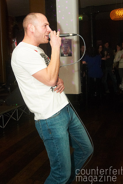 PaddyOrange JennMcCambridge005 | Paddy Orange, Blessa, Driftrun and Alvarez Kings: SOYO, Sheffield