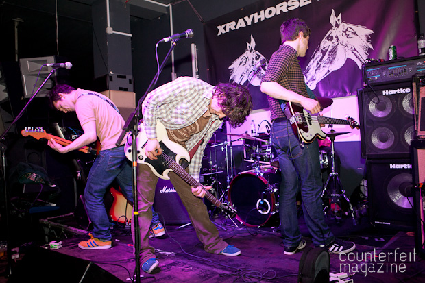 Wooderson @ DQ Sheffield Photo Jamie Boynton2 | Ghostpoet, Alt J, Likes Lions, Wooderson: DQ, Sheffield