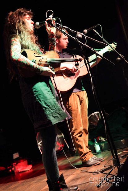Jonny Kearney Lucy Farrell 09 | Jonny Kearney and Lucy Farrell, Neil McSweeney: The Greystones, Sheffield