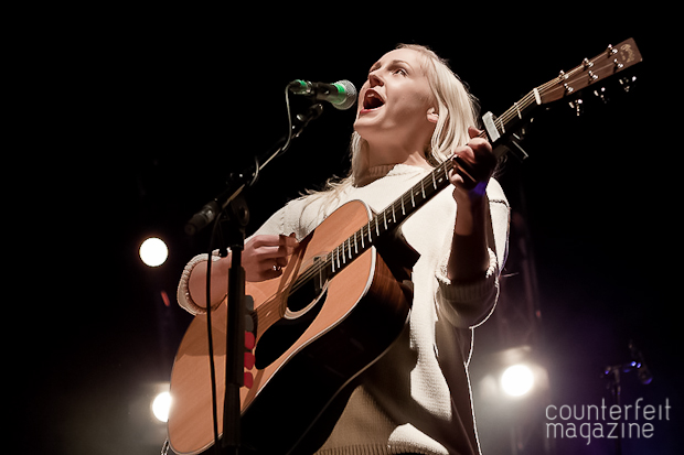 Laura Marling Danny Payne 9 | Laura Marling and Timber Timbre: O2 Academy, Leeds