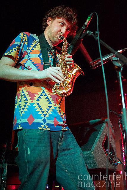 PorticoQuartet Gary Wolstenholme001 | Portico Quartet and Juffage: Queens Social Club, Sheffield