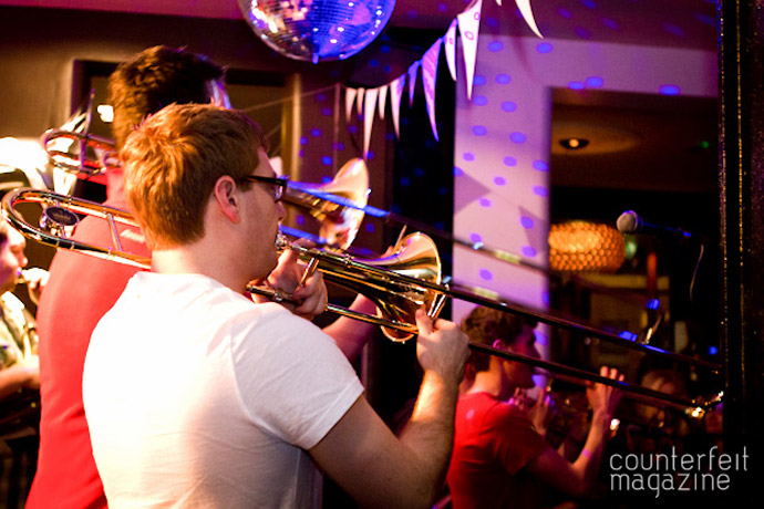 The Renegade Brass Band 2 of 31 | The Milk, Renegade Brass Band, The Gentlemen, Adam Kay: SOYO Live, Sheffield