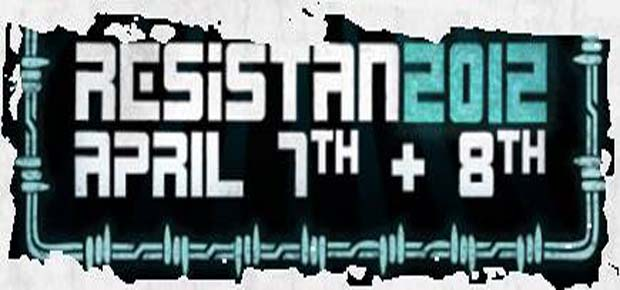 1095 page | Resistanz Festival: Corporation, Sheffield    7th and 8th April.