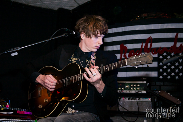 Mystery Jets 1   Mystery Jets and Just Handshakes (Were British): Brudenell Social Club, Leeds