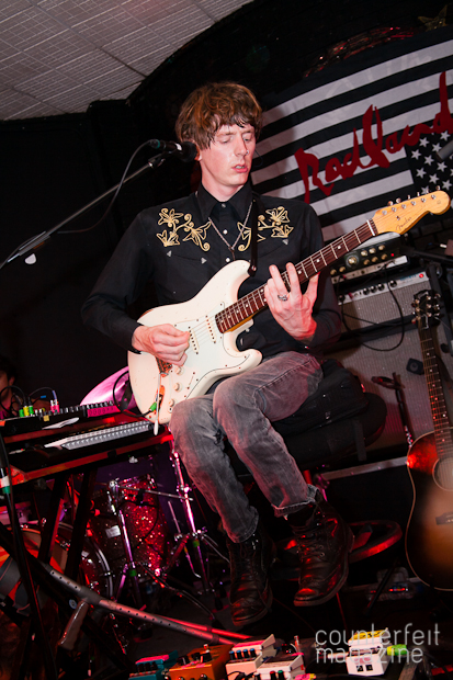 Mystery Jets 5 | Mystery Jets and Just Handshakes (Were British): Brudenell Social Club, Leeds