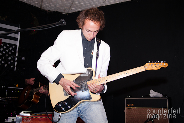 Mystery Jets 7   Mystery Jets and Just Handshakes (Were British): Brudenell Social Club, Leeds