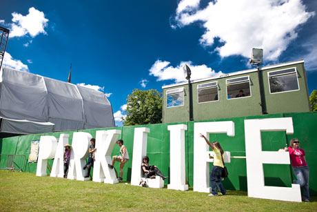 PARKLIFE 2011 | Parklife Weekender, 9–10th June, Platt Fields Park, Manchester