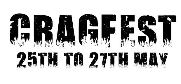 cragfest Banner | Cragfest: 25   27th May
