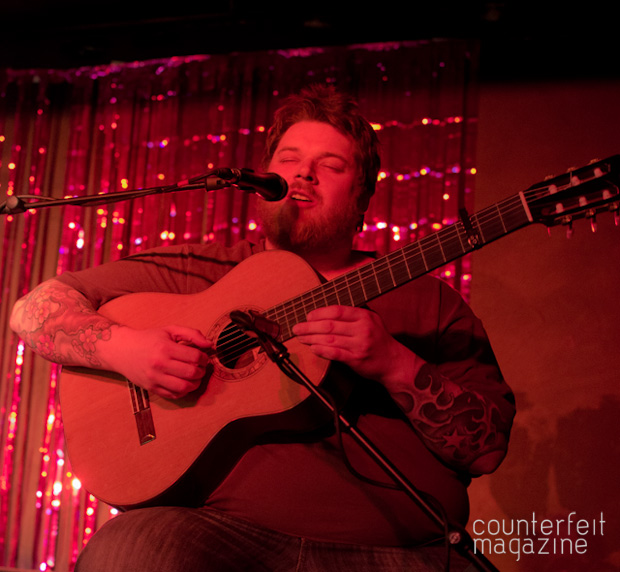 rmhubbert1 | Bill Wells and Aiden Moffat, RM Hubbert and David J Roch: Queens Social Club, Sheffield