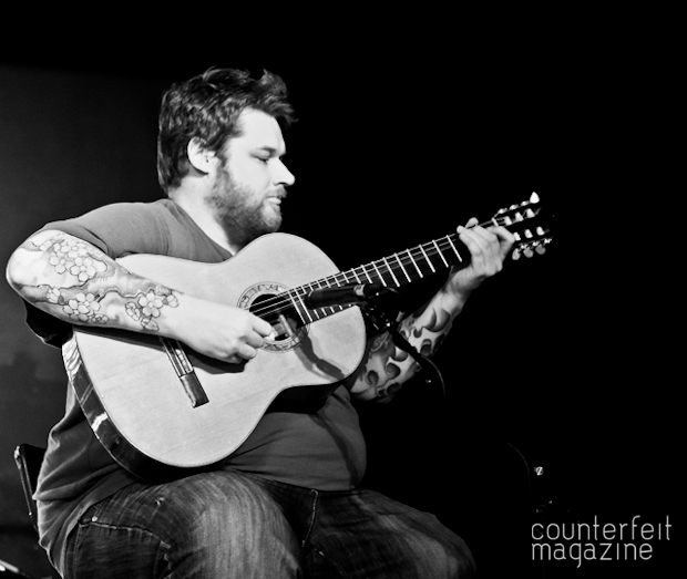 rmhubbert2 | Bill Wells and Aiden Moffat, RM Hubbert and David J Roch: Queens Social Club, Sheffield