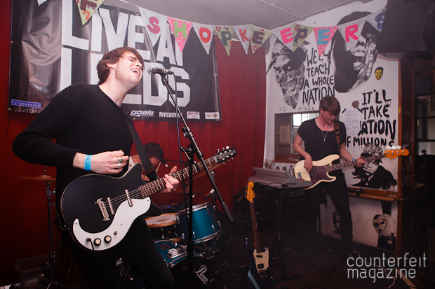 Binary Nation of Shopkeepers | Live at Leeds 2012