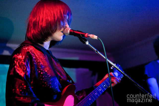 Cate le Bon The Harley Sheffield3 | Cate le Bon and H. Hawkline: The Harley, Sheffield
